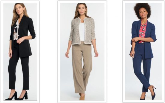 how women should dress for court
