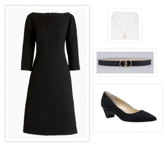 womens outfit ideas for court appearance